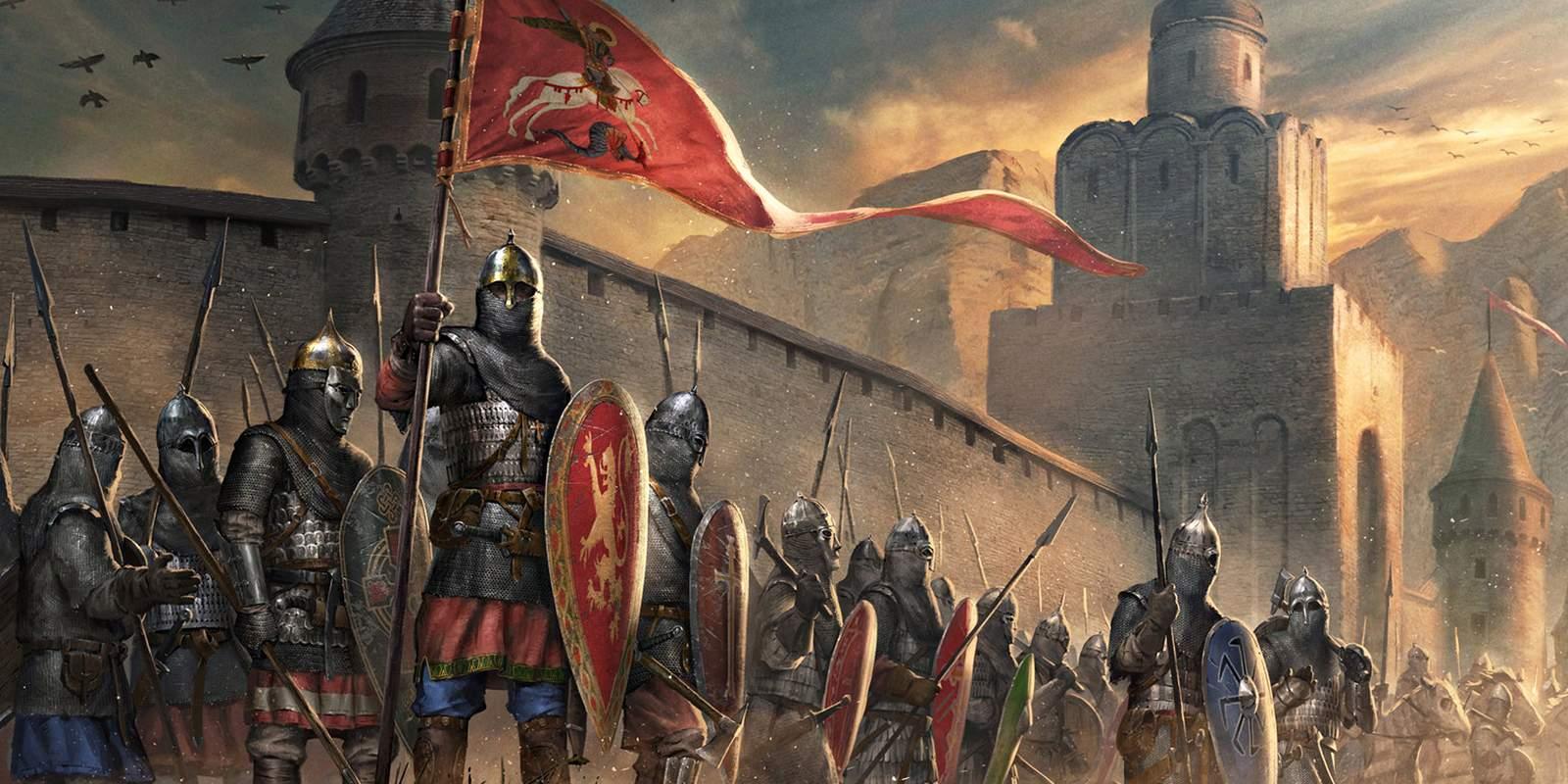 Кто правил на землях Руси в средние века?