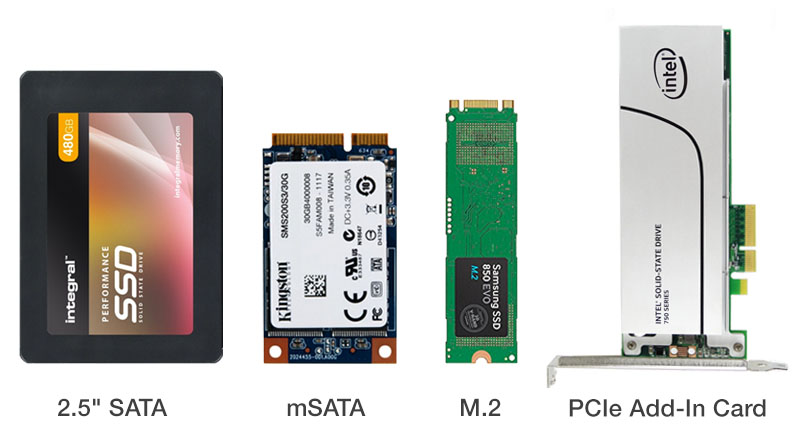 Как выбрать SSD для ноутбука