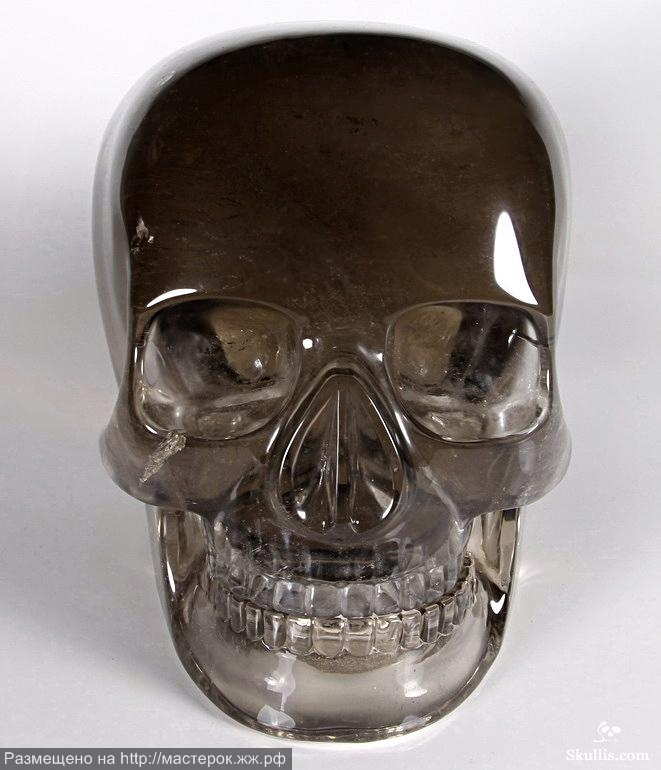 Clear-Smokey-Quartz-Rock-Crystal-Mitchell-Hedges-Crystal-Skull-Replica-03 (Копировать)