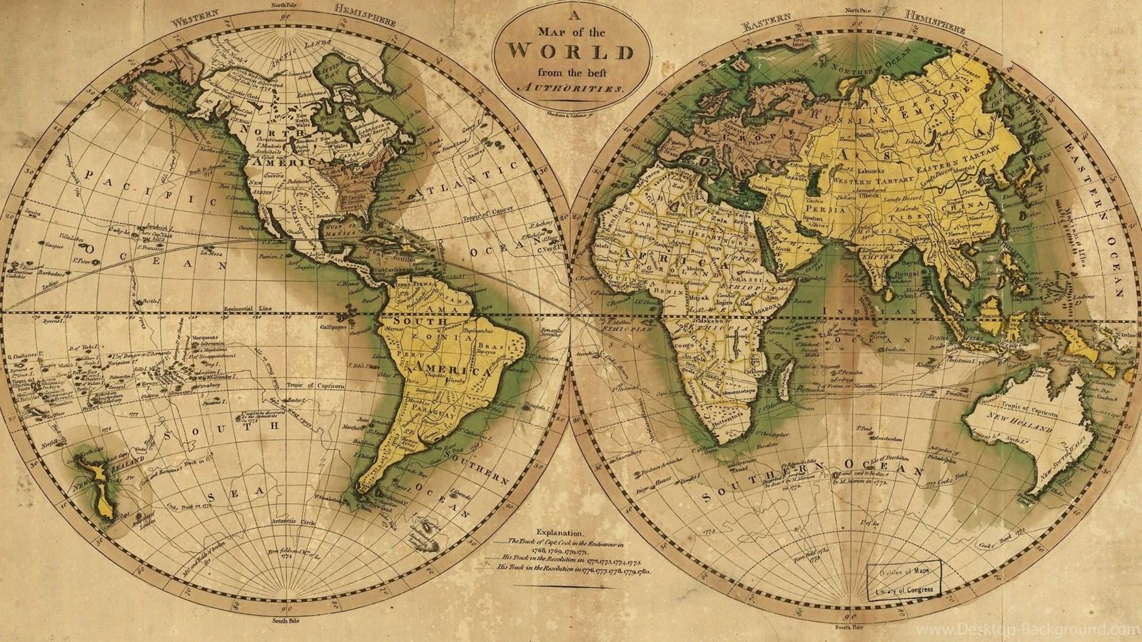 Почему Америка в Западном полушарии, а Россия – в Восточном