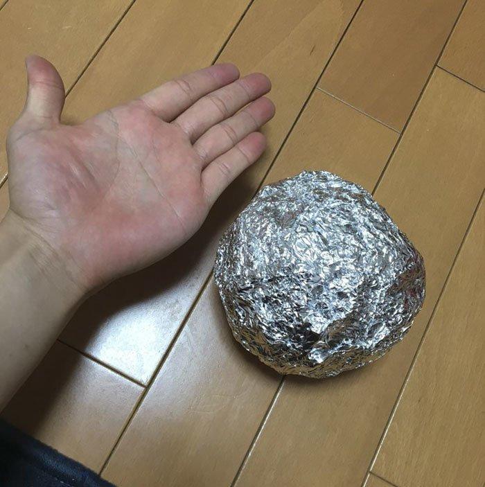 Japanese polished balls