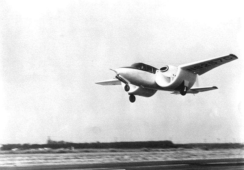 Самолёты с арочным крылом Авиация