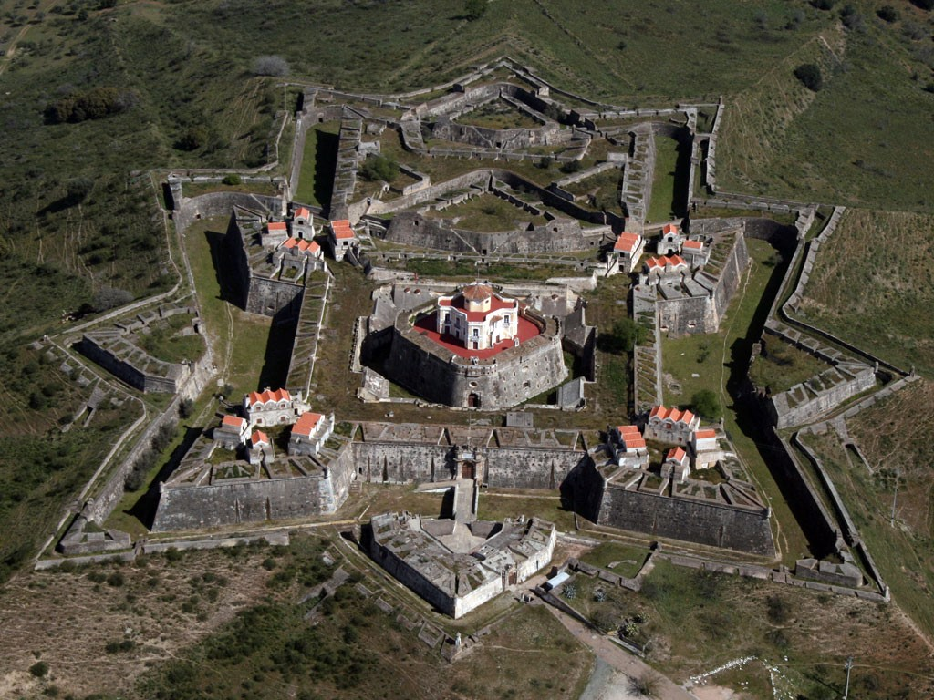 Форт Божией Благодати или форт-звезда Граса