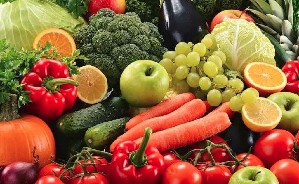 """Овощи и фрукту, в который почти не бывает """"химии"""""""