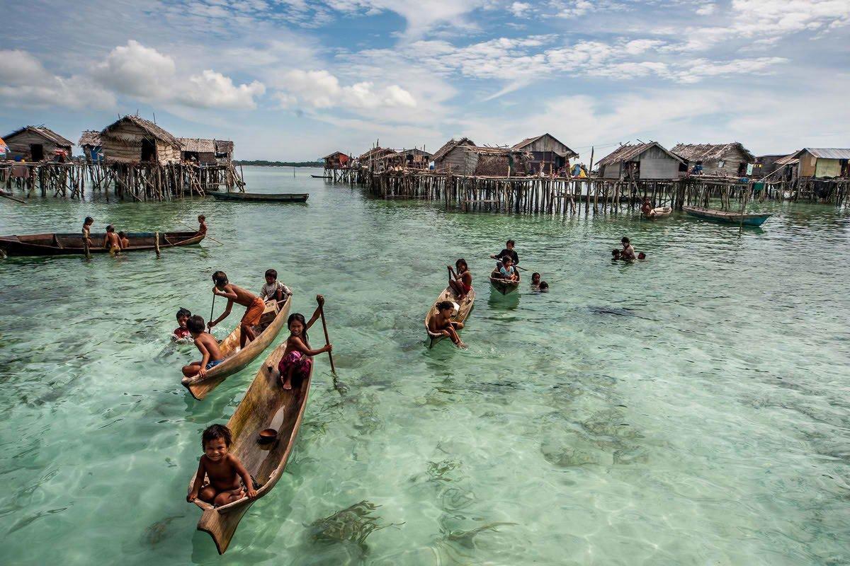 Как эволюционирует человек баджо, жизни, чтобы, племени, Однако, имеют, только, поэтому, представителей, помощью, можно, глубину, водой, народ, салуан, морских, народа, людей, селезенки, именно