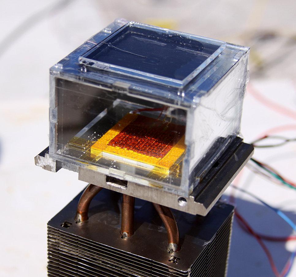 Создан прибор, извлекающий воду из сухого воздуха