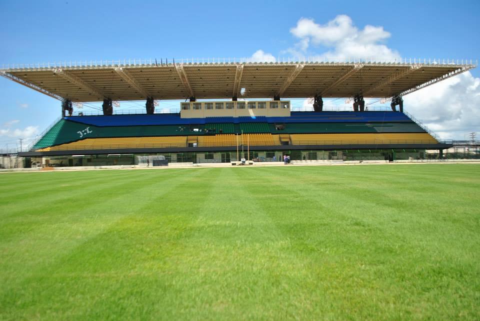 Самый необычный стадион в мире