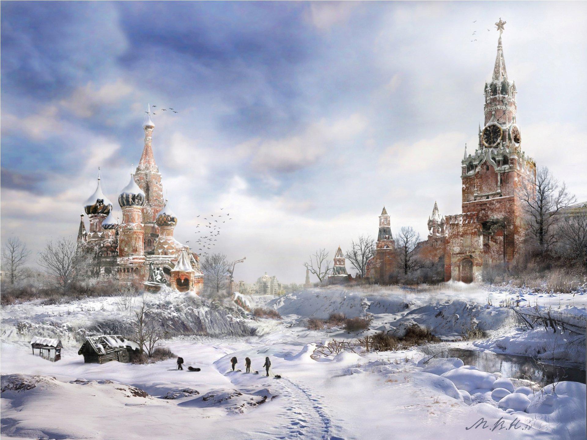 """При глобальном похолодании Россия превратится в """"Русское море"""""""