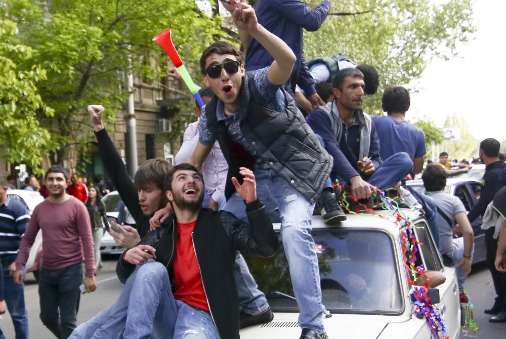 Похоже армянам понравилось