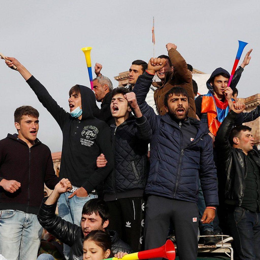 Основная цель революции в Армении