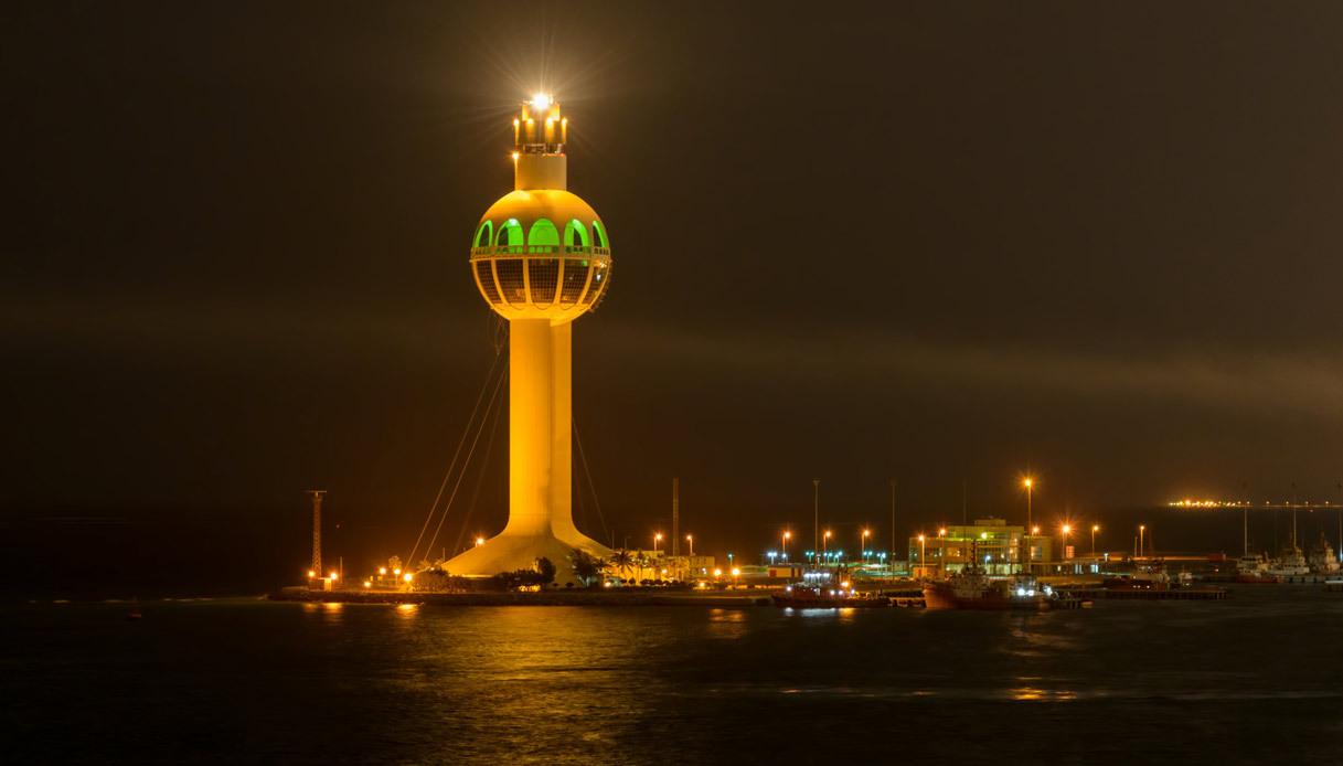 Самый высокий маяк в мире