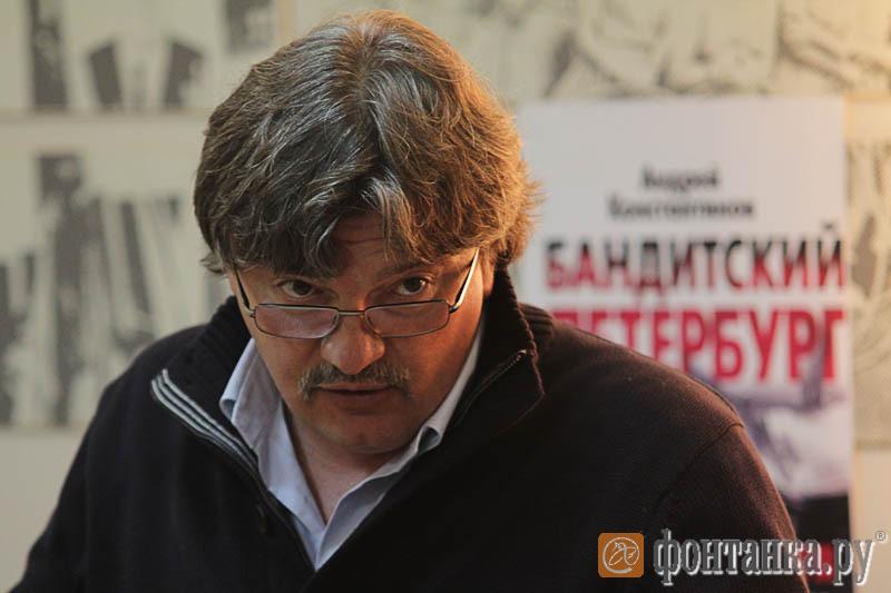 Сколько еще будут связывать Фонтанку с Бандитским Петербургом?