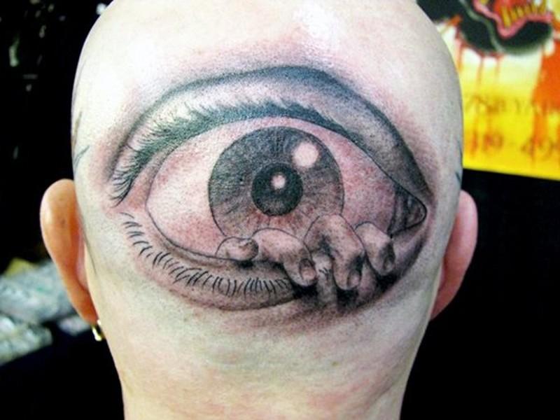 Есть ли у человека «глаза на затылке»?