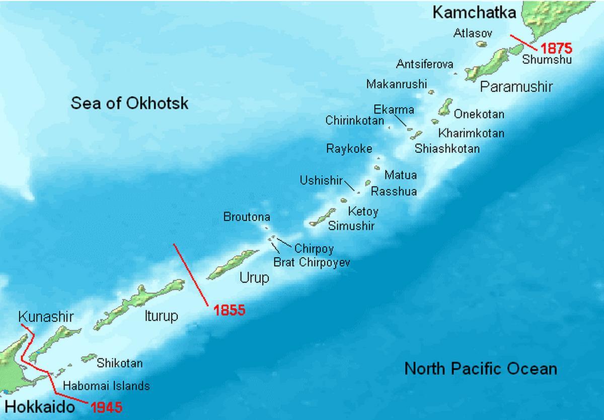 Отдаст ли Путин острова Японии?