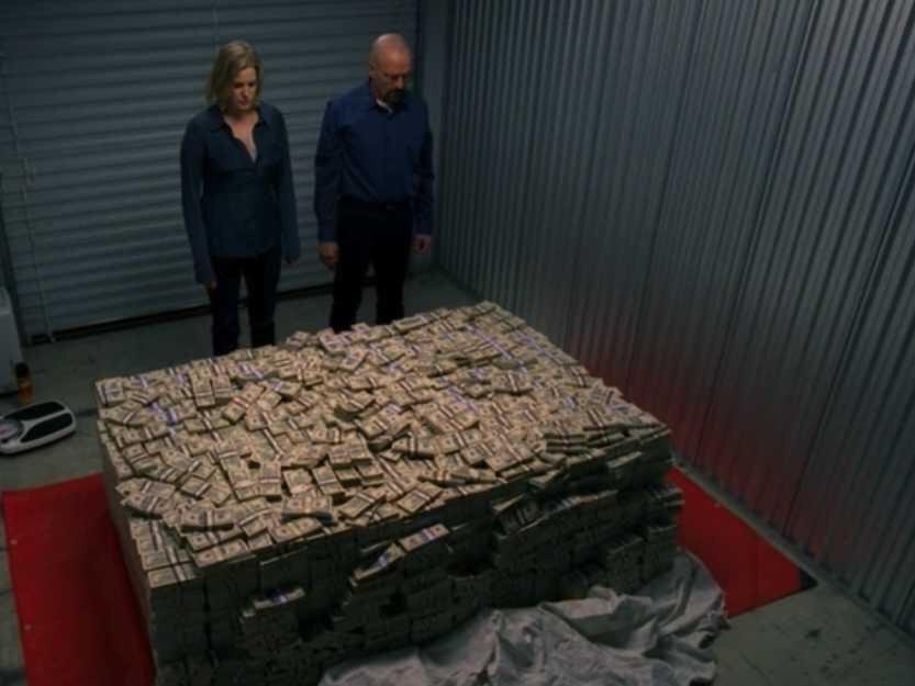 Украденные полковником Захарченко деньги украли еще раз
