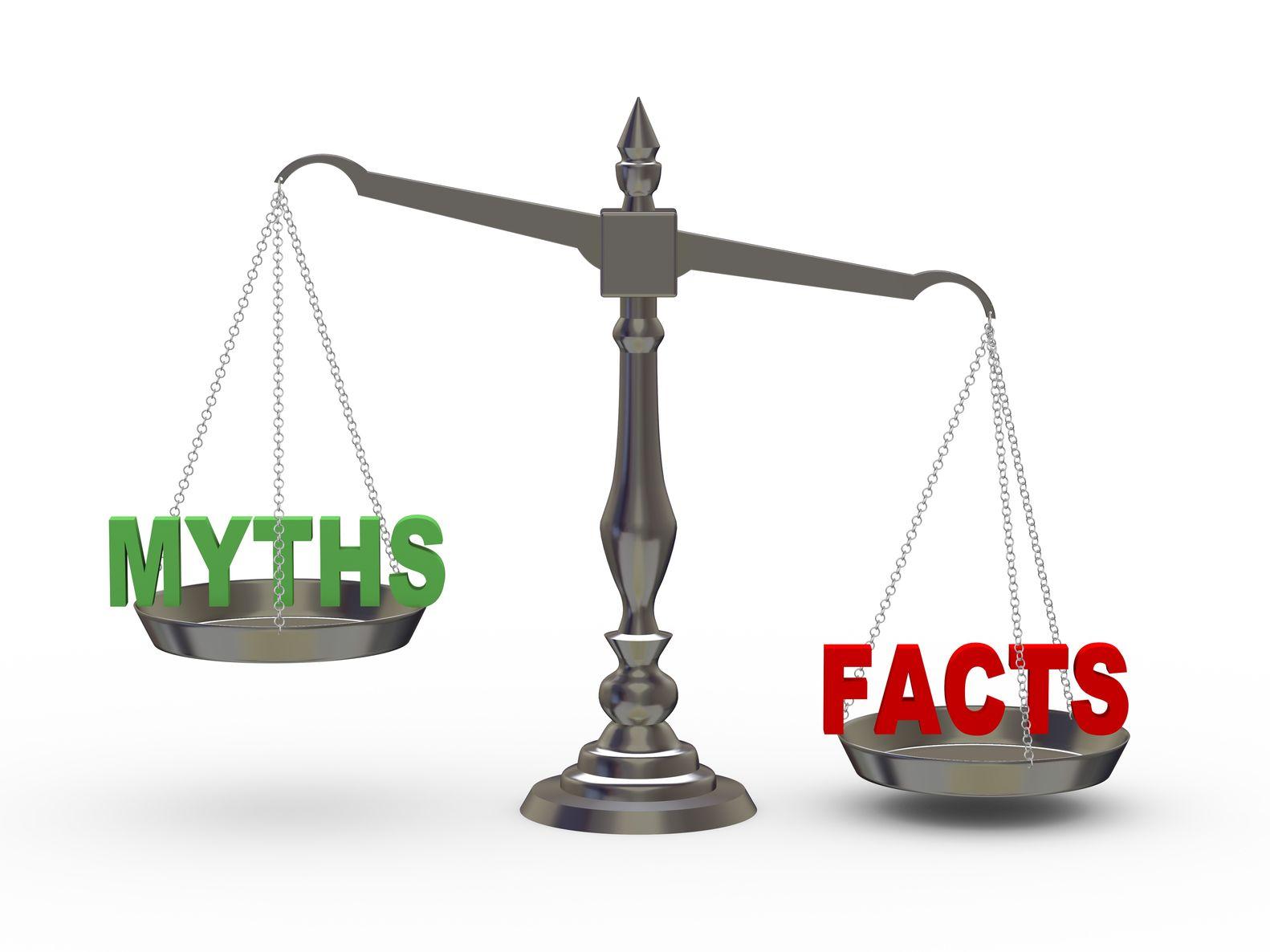 Ложные научные теории в которые мы верим