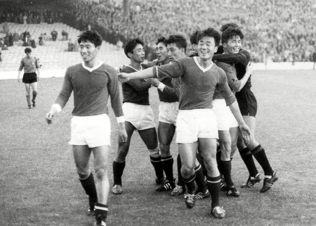 Северная Корея на Чемпионатах Мира по футболу