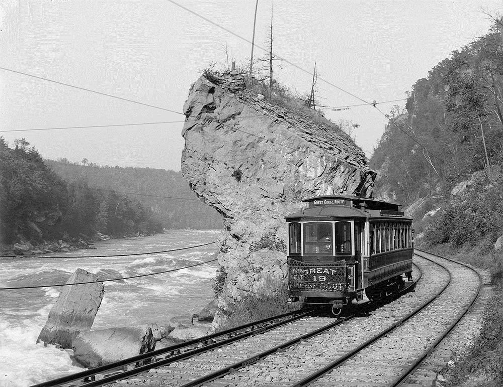 Железная дорога Ниагарского Ущелья
