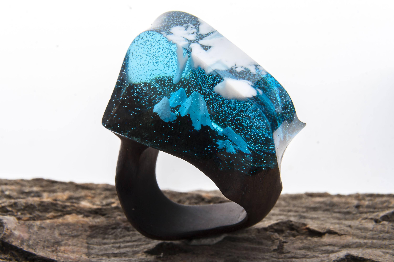 Горы в деревянном кольце кольца, Насколько, стоят, очень, фордит, камень, знаете, поиске, легко, найдете, нужно, примерно, интернете, мастера, понял, известного, катом, изготовления, технологию, подобную