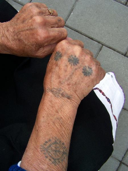 Татуировки балканских женщин татуировки, татуировка, Боснии, обычай, время, Герцеговины, форме, Трухелка, территории, населения, среди, когда, территориях, ислам, вплоть, креста, чтобы, язычества, женщины, татуировке