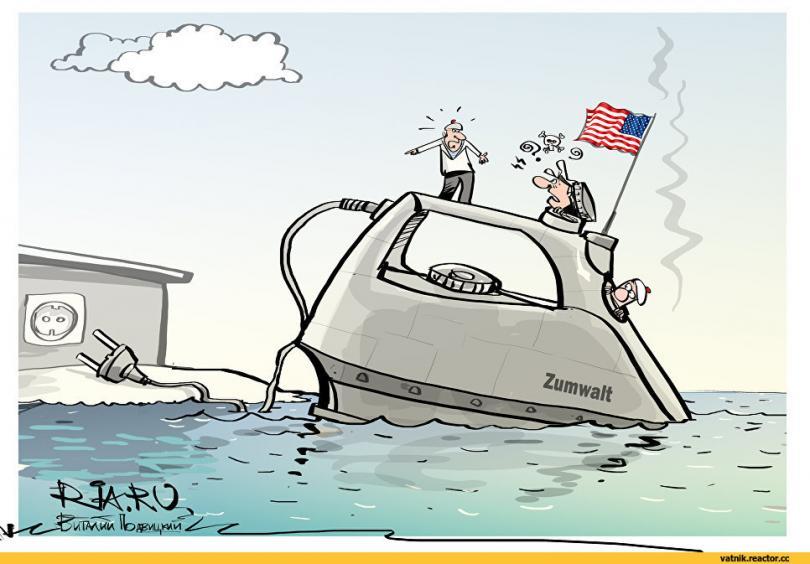 Новейший суперэсминец ВМС США лишился двигателя RollsRoyce, Zumwalt, Monsoor, Michael, двигателя, чтобы, время, который, испытания, мощности, Галинис, испытаний, одним, заменить, Works, класса, СанДиего, после, тесно, двигатель