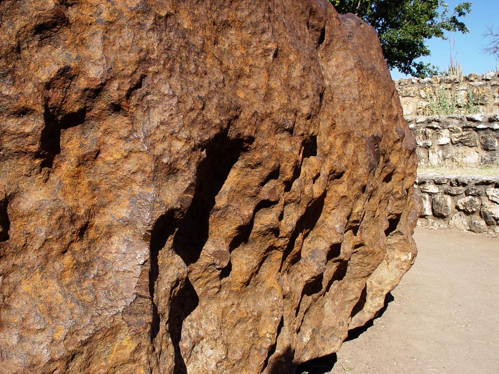 Hoba_meteorite,_Grootfontein