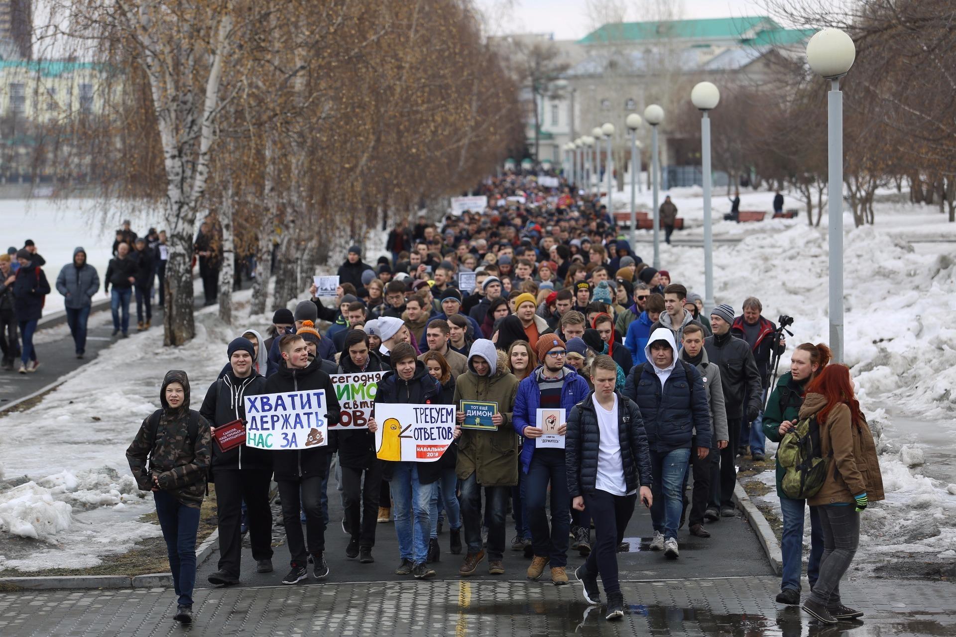 Реальный протестный потенциал в России