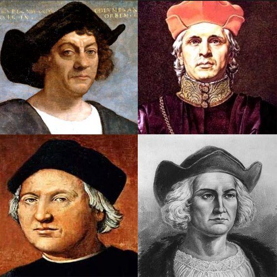 Никто не знает как выглядел Колумб. А существовал ли он вообще?