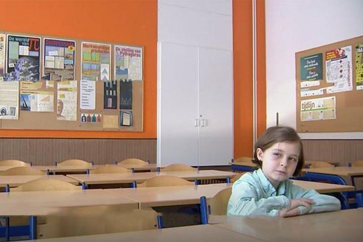 Мальчик в 8 лет поступает в университет