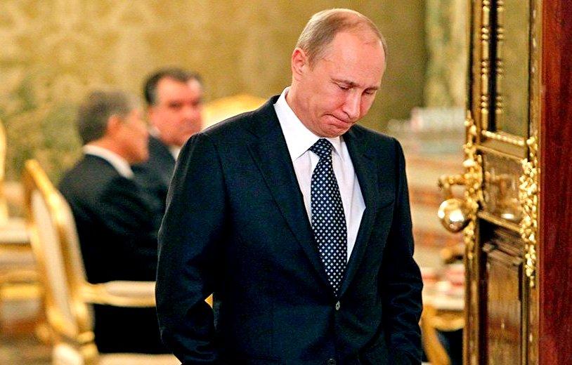 Как подставляют Путина