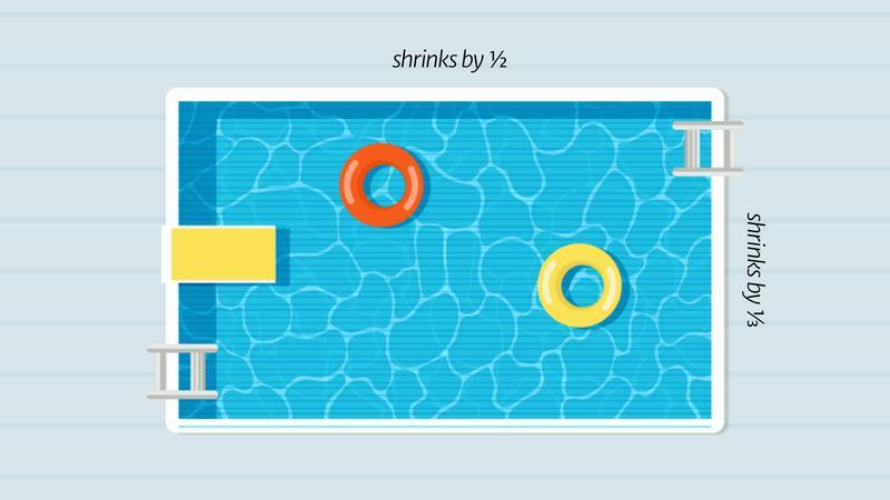 Математическая задачка про бассейн