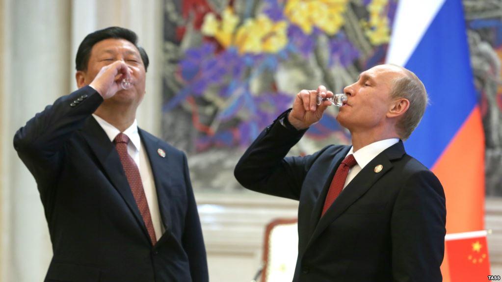 Россия сдала Дальний Восток Китаю