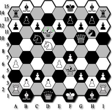 Гекса-шахматы
