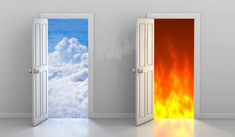 Как найти дверь в рай