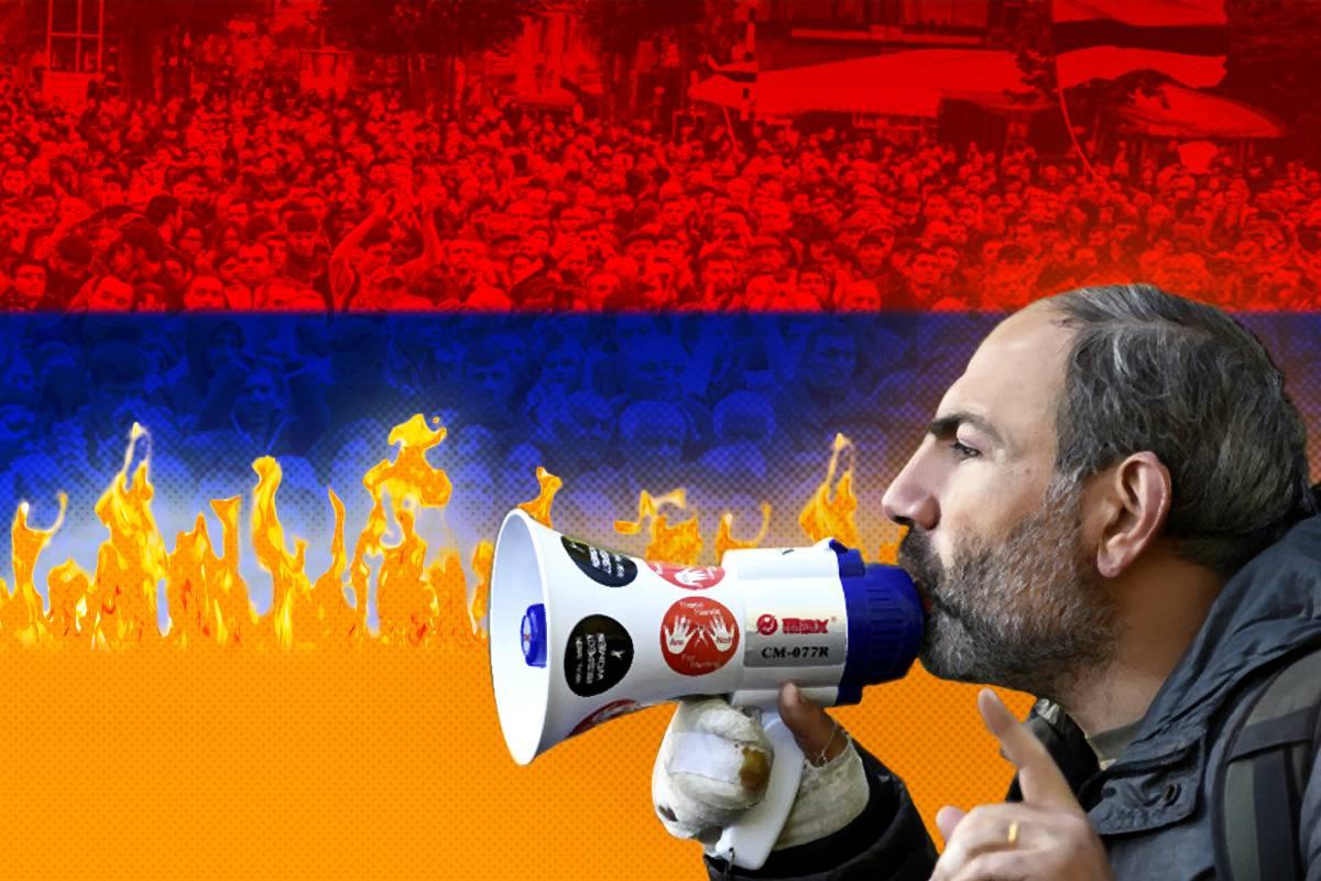 Политическая вендетта в Армении