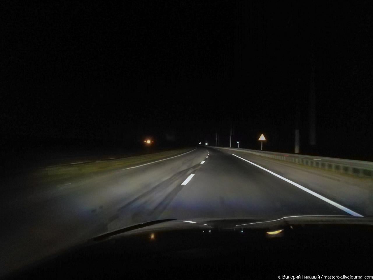 У вас тоже выключают свет за городом?