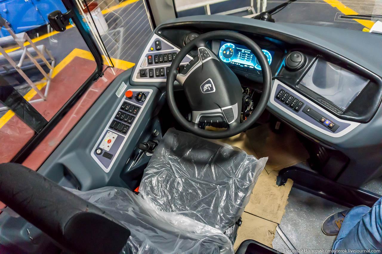 Как делают электробусы КАМАЗ