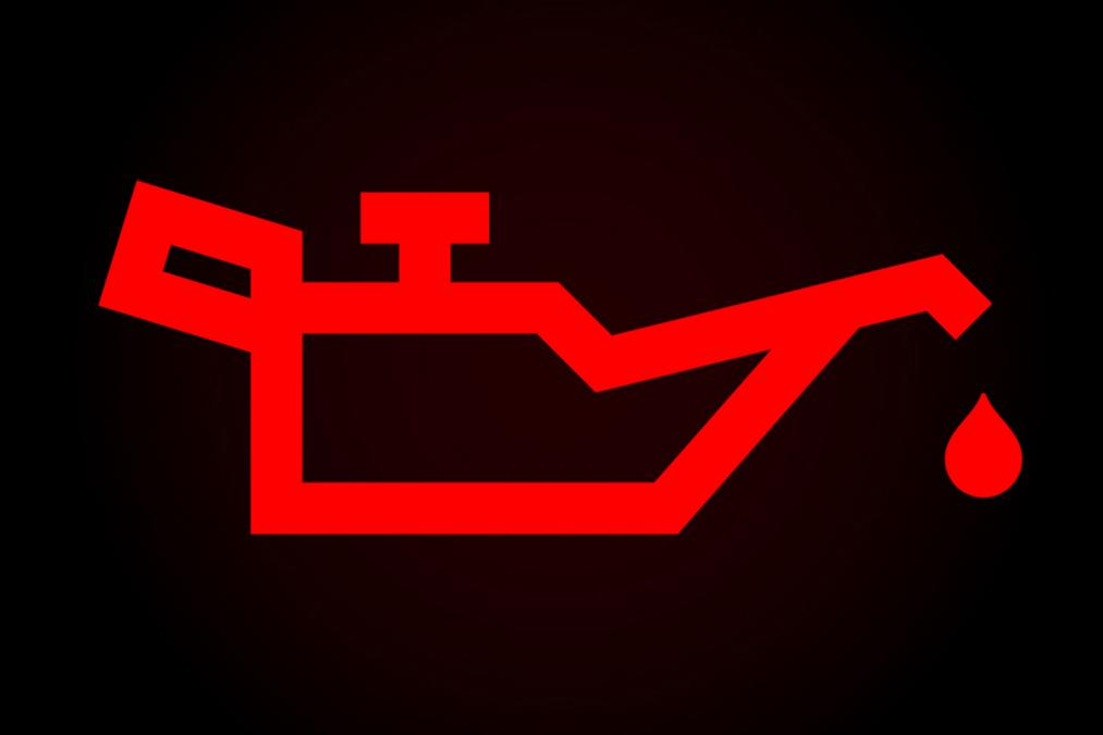 Лампочка давления масла не спасет от повреждения двигателя