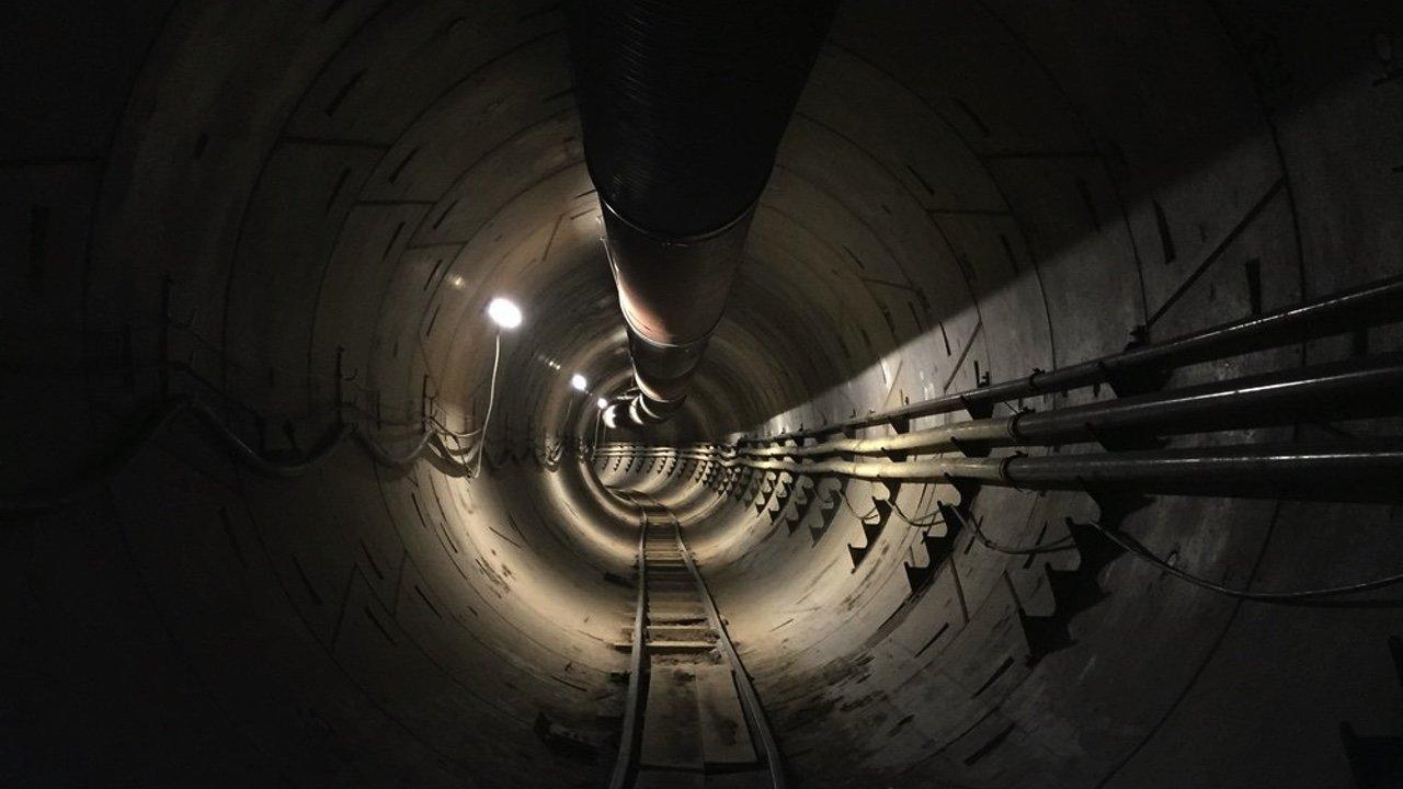 10 декабря Илон Маск откроет высокоскоростной тоннель The Loop
