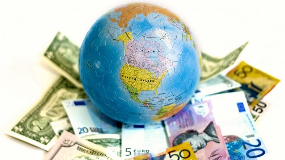 Мировая экономика на одной диаграмме
