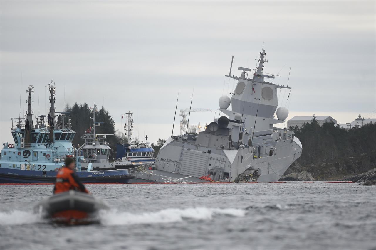 Почему военные корабли не замечают другие корабли?