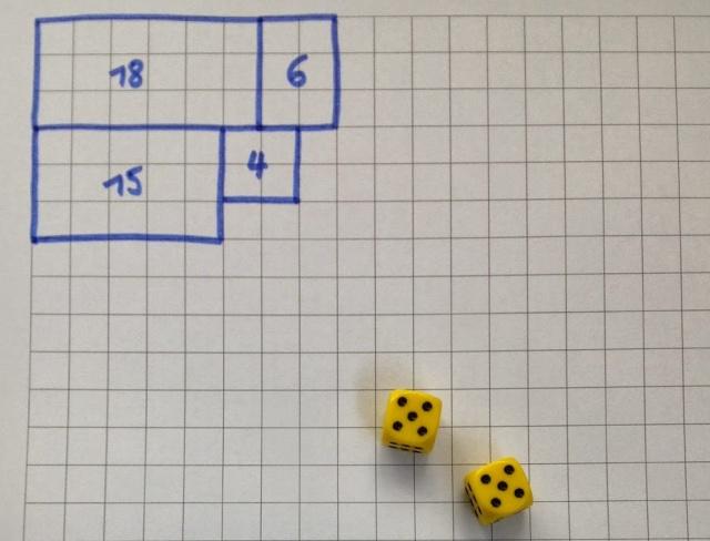 Игра для двоих на бумаге