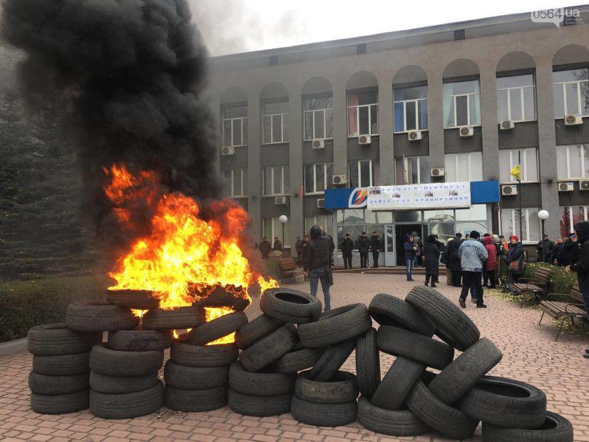 Как власти Украины решают проблему отопления замерзших городов