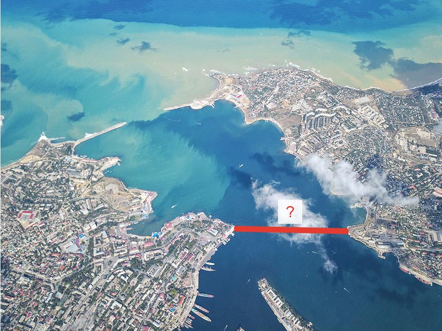 Над Севастопольской бухтой появится мост