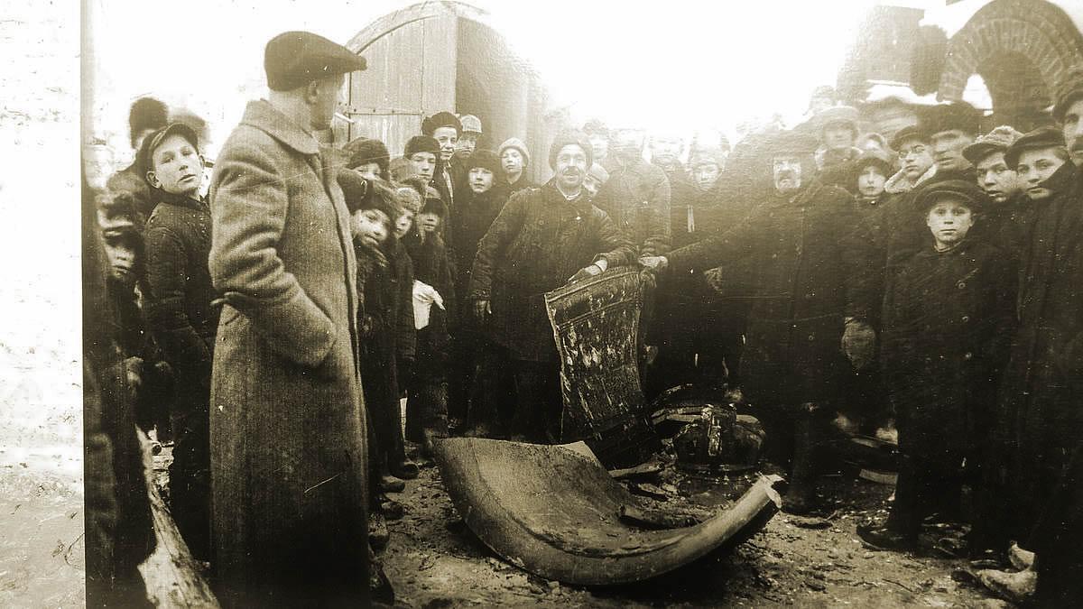 Церковные колокола на стройку коммунизма