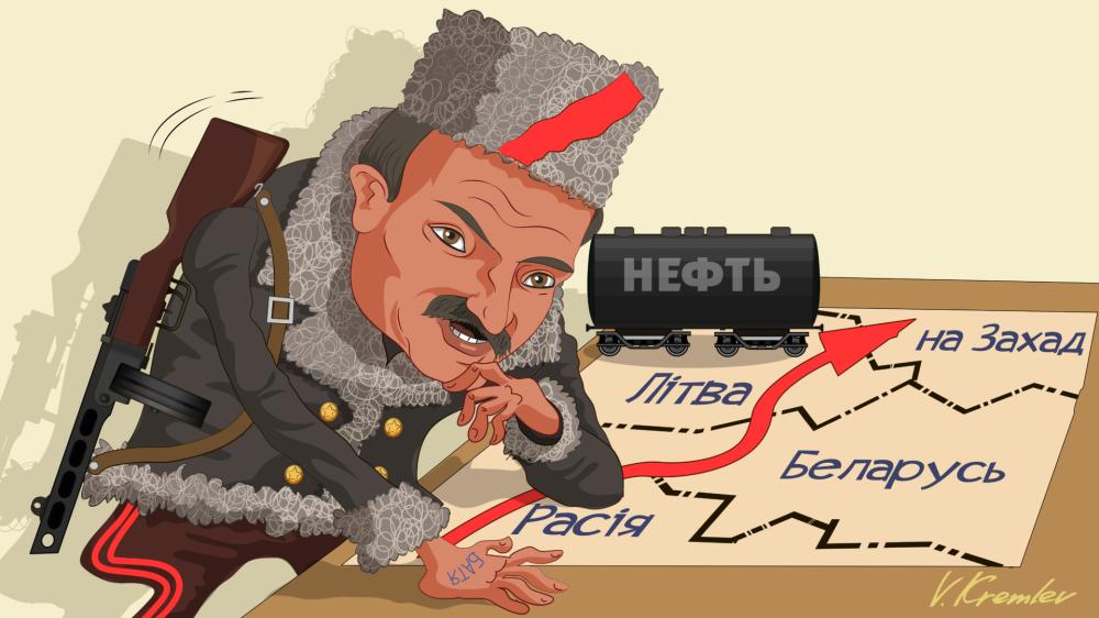 Белоруссия может потерять $10 млрд, но хочет найти их в России