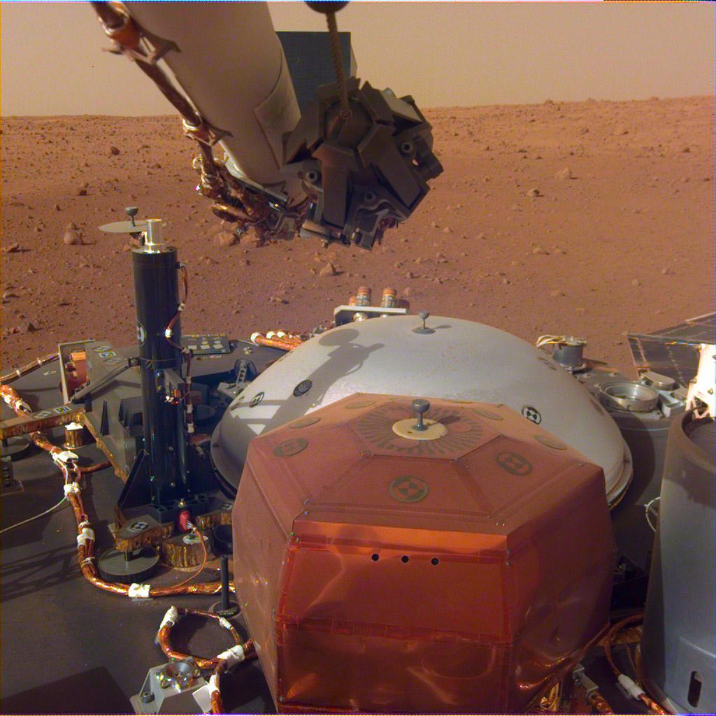 Как оно там, на Марсе?