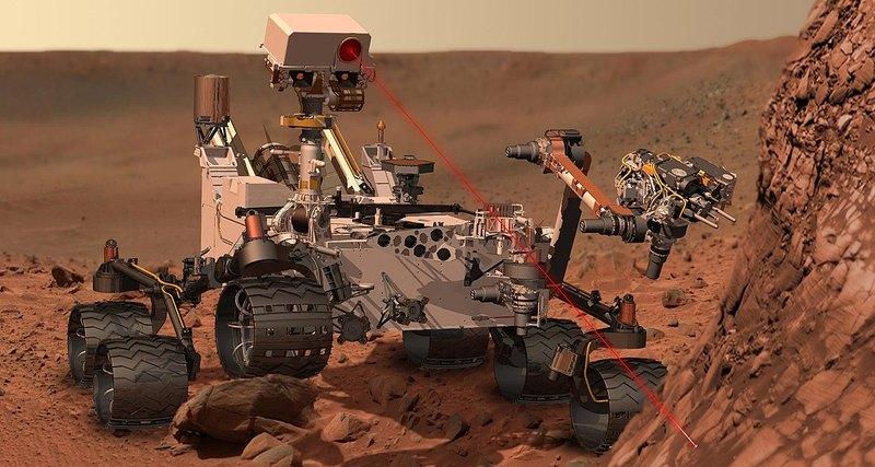 На Марсе исчез метан
