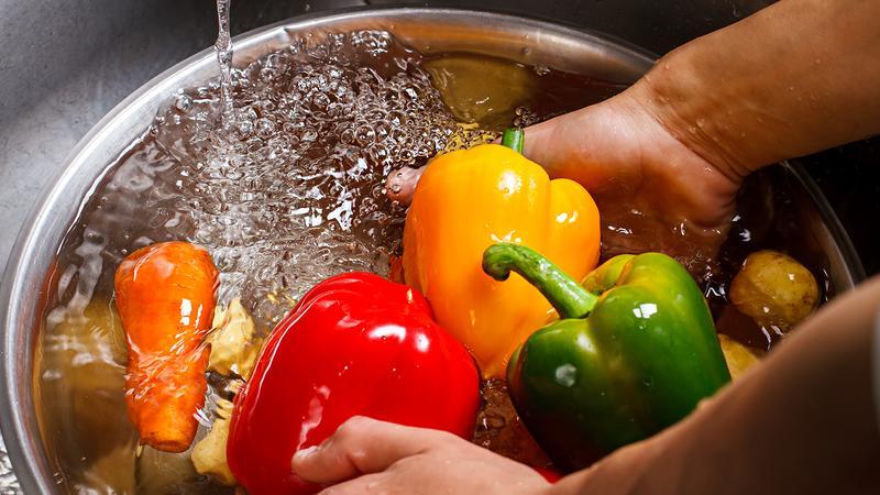 Как удалить пестициды из продуктов