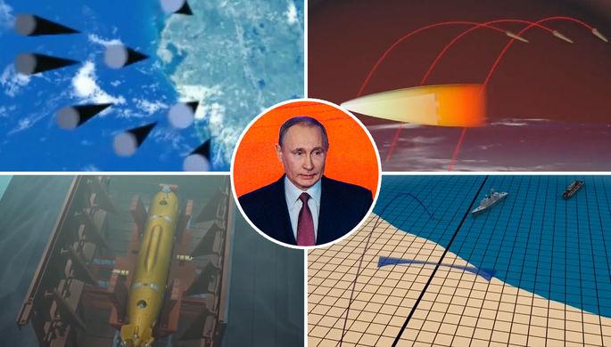 Как оживают мультфильмы Путина